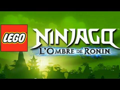 comment tlcharger lego ninjago lombre de ronin