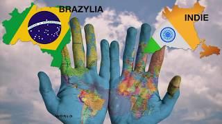 Przygody z geografią: Lekcja 1: Rozmieszczenie ludności na świecie