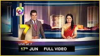 Live at 7 News – 2019.06.17 Thumbnail