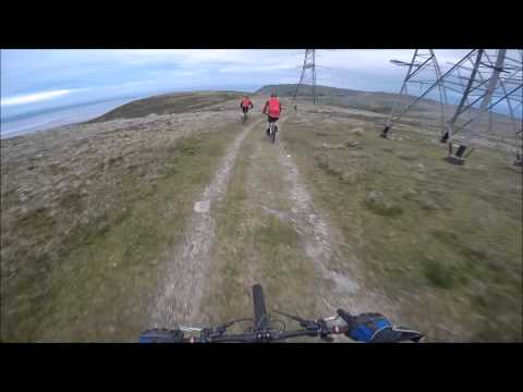 MTB Abergwyngregyn and Llanfairfechan May 2015