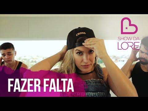 MC Livinho - Fazer Falta - Lore Improta | Coreografia
