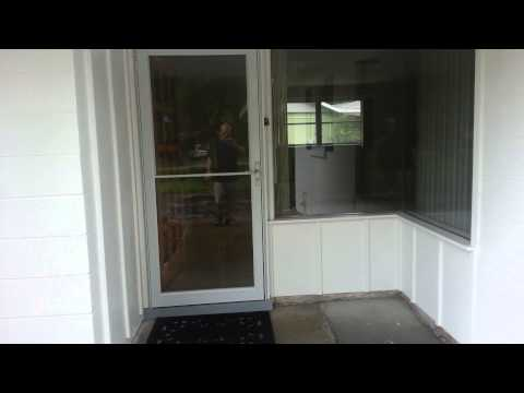My Anderson Strom Door 2500