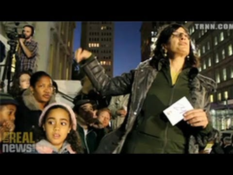 Teachers, Students and Parents Against Privatized Education Join Occupy Wall Street