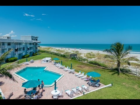 2101 S. Atlantic #308  | Video Tour | Condominium For Sale | Marko Villas | Cocoa Beach, FL