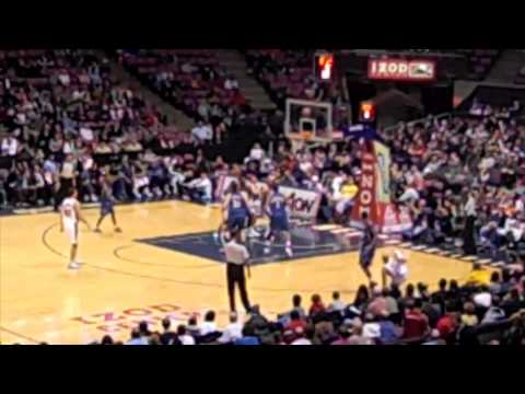 Andray Blatche Destroys Nets