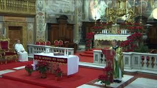 14 Gennaio 2018 II Domenica Tempo Ordinario Anno B Santa Messa ore 1830 OMELIA