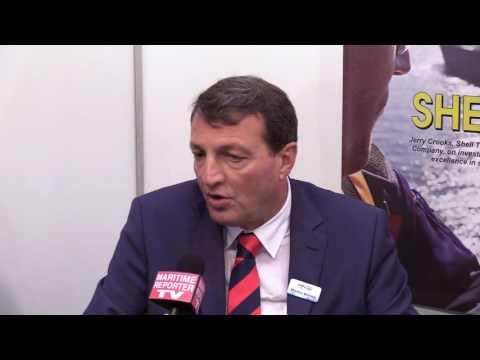 Maritime Reporter TV Interviews Dr. Martin Wernli, CEO, Winterthur Gas & Diesel