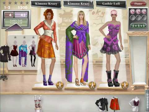 Jojo Fashion Show  Free Online Games