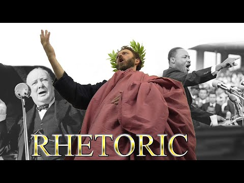 Rhetoric is not just rhetorical