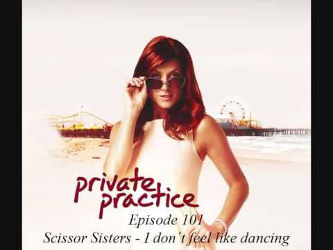 Scissor Sisters - I don´t feel like dancing