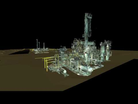 ZAP ecs Brownfield 3D LiDAR Scan