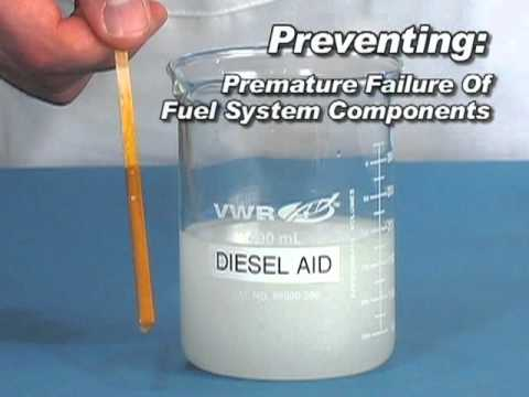 Diesel Aid - The Corrosion Test