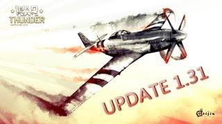 War Thunder - Update 1.31