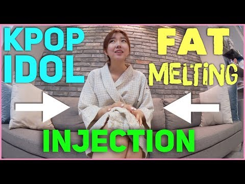 VLOG: TRYING OUT IDOL SUPER LEG FAT MELTING INJECTION?!!?!