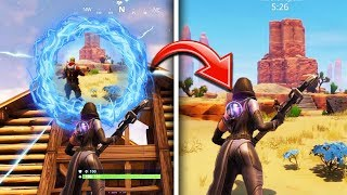ALL SECRETS OF FORTNITE BATTLE ROYALE AND THE NEW MAP! SEASON 5