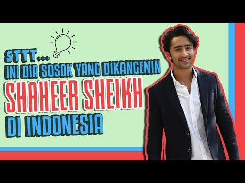 Shaheer Sheikh Blak-blakan Soal Orang Yang Dikangenin Di Indonesia