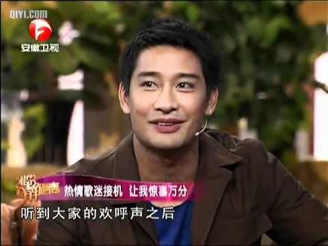 [The Jing Li Talk Show]Pong Nawat at Beijing 1/4