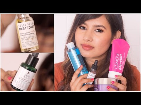 My Skincare Favorites | Part 1|  Sonal Sagaraya