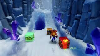Crash Bandicoot 2: Cortex Strikes Back (N. Sane Trilogy) Longplay (102% Complete)