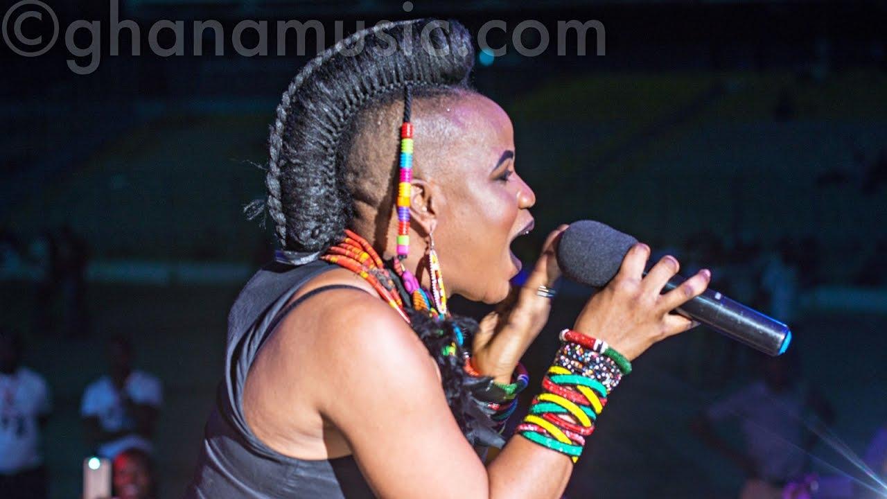 Sherifa Gunu - Performance @ the Northern Xplosion with Maccasio   Ghana Music #1