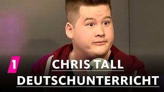 Chris Tall: Deutschunterricht | 1LIVE Generation Gag