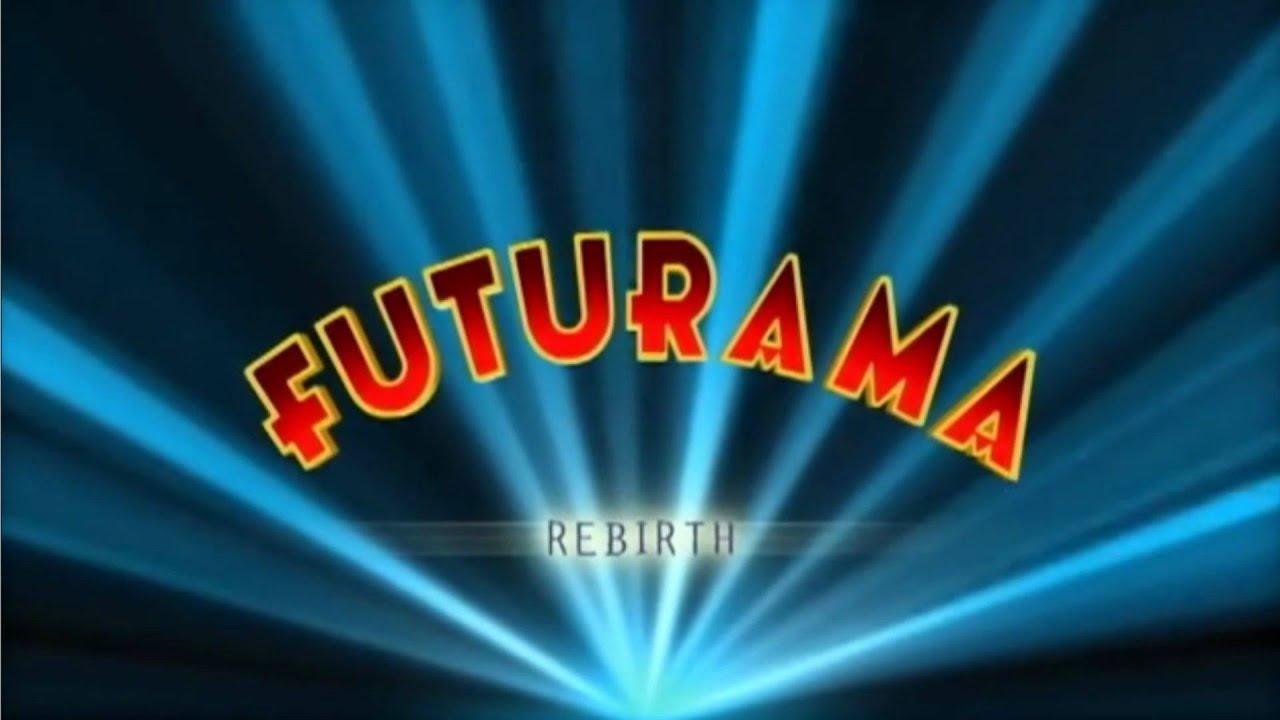 Futurama Credits Theme 2010 Present Youtube