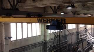 видео О компании: Завод изготовитель кран-балок, мостовых двухбалочных кранов, грузовых подъемников