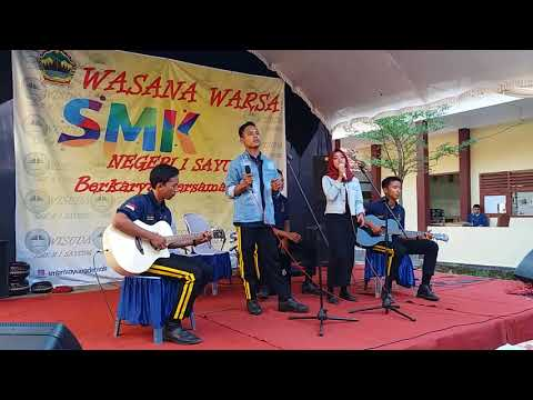 Masa SMA Cover By A'S3 Band | Angel 9 Band
