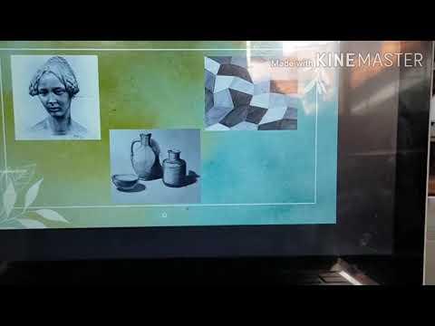 Gambar Modifikasi Seni Rupa 2 Dimensi Seni Rupa Dua Dimensi Modifikasi Youtube