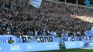 Malmö FF - Östersunds FK 14/5 2017.