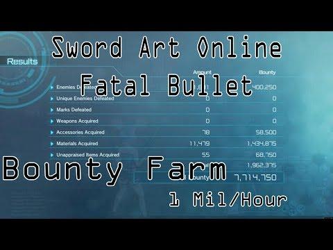 Sword Art Online: Fatal Bullet Achievement Guide & Road Map