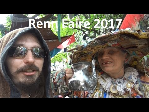 Bristol Wisconsin Renaissance Fair Walkthrough 2017!