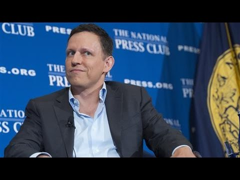 Peter Thiel May Be Looking To Buy Gawker.com