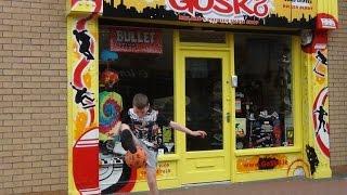 Street Skills New - Mini Messi