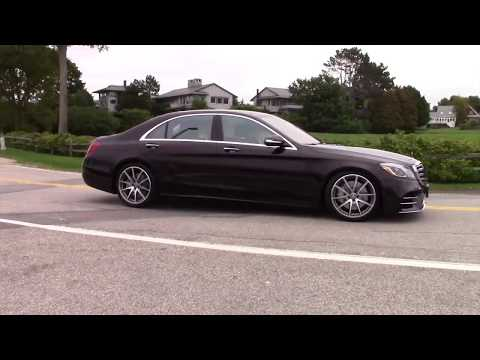 2018 Mercedes Benz S560 Review with Anthony