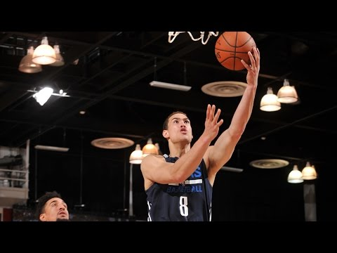 Dwight Powell NBA Highlights: 10/26/2015 - 11/10/2015