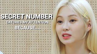 [ENG SUB] DIA Picks Secret Number 시크릿넘버 as Junior Idol Group…