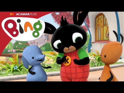 Króliczek Bing - bajka edukacyjna dla dzieci - Zguba