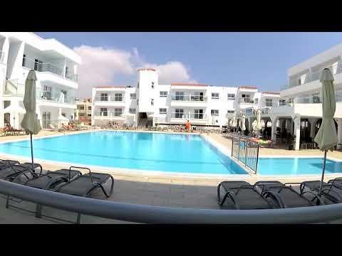 КИПР! Честный обзор отеля Evabelle Napa Hotel Apartments...