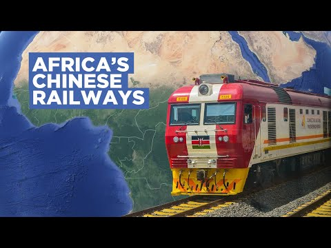 Why China is Building Africa's Railways