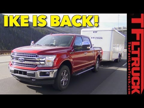 2018 Ford F150 Takes On The World's Toughest Towing Test