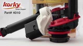 Complete Universal Toilet Repair Kit 4010