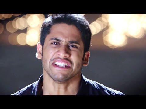 Naga Chaitanya Love Failure Scene From Oka Laila Kosam Movie..