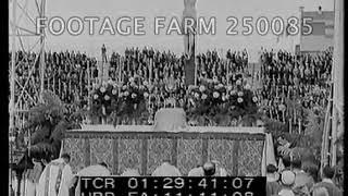 1936 US Religious Ceremony - 250085-53 | Footage Farm Ltd