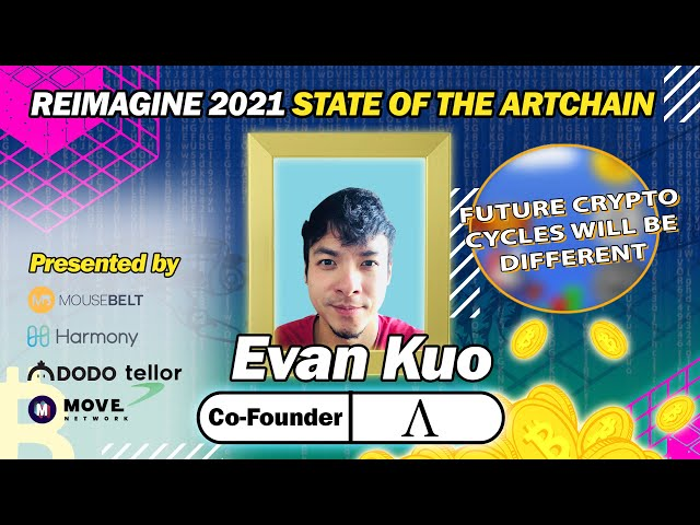 REIMAGINE 2020 - Evan Kuo & Brandon Iles - Ampleforth - Co-Founders