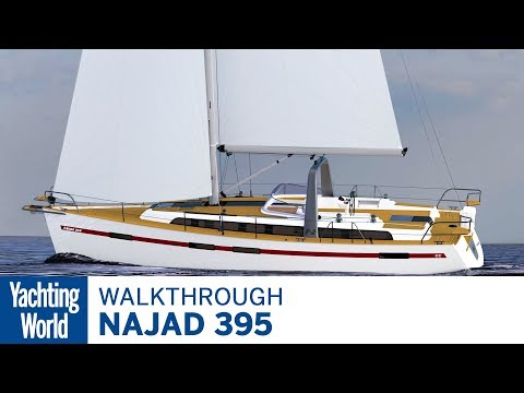 Najad 395 | First Look | Yachting World