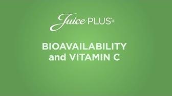 Bioavailability and Vitamin C | Juice Plus+