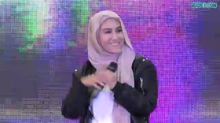 Ella Nyanyi Lagu KESAL di Siaran Luar Suria FM di Mydin Subang