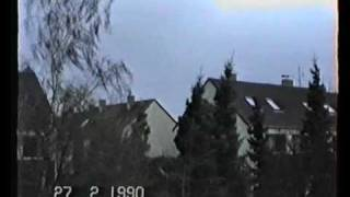 Orkan Vivian 1990