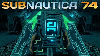 Subnautica #74 | Die außerirdische Hauptbasis | Active Lava Zone | Gameplay German Deutsch thumbnail